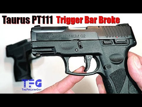 The differences between the Taurus G2c and Taurus PT111