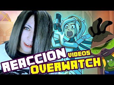 Video Reacción a Animaciones Overwatch | Keita Hitori