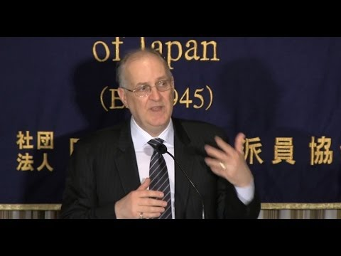 """Paul Sheard: """"Abenomics: What Is It? Is It Working? And What Needs To Happen Next"""""""
