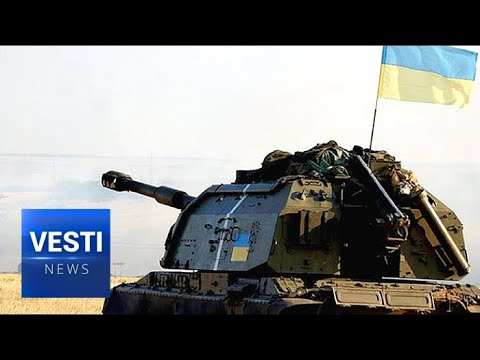 The Calm Before the Storm: Ukraine is Massing Army Near Donetsk