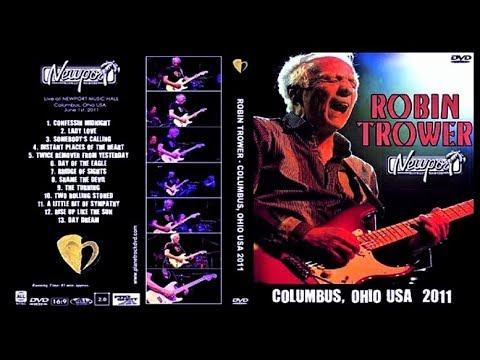 Robin Trower: Newport Music Hall. Columbus, OH. 6/1/11