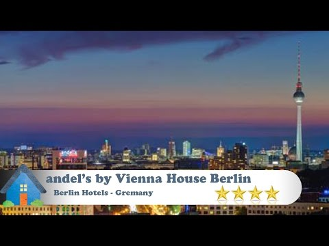 andel's by Vienna House Berlin - Berlin Hotels, Germany