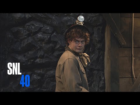 Watch Bill Hader Lose It During 'Coal Miners,' A Sketch Cut From This Week's 'SNL'