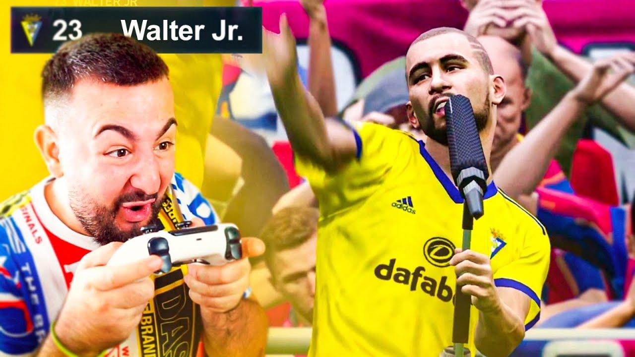 Download HA NACIDO UNA ESTRELLA... ¡¡WALTER JR!! - Papi Gavi