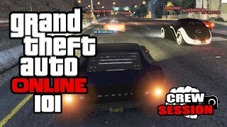 GTA ONLINE #101 - Kofferjagd & Team-Rennen [HD+] | Let's Play GTA Online