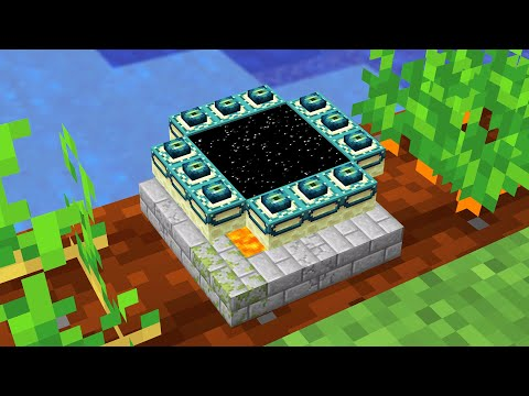 Minecraft but you can grow Structures...