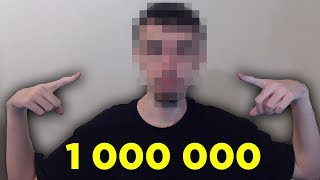 Thankyou For 1 Million Subscribers.. (Face Reveal)