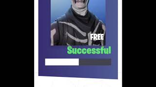 I tested a Fortnite free skin program and this happened