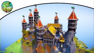 Download How to Build a CASTLE in Minecraft Mp3 and Videos