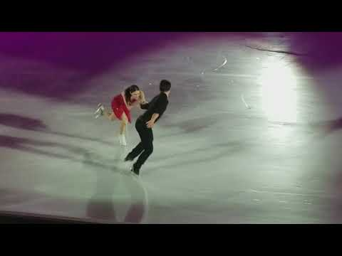 Tessa Virtue & Scott Moir - Gala 2018