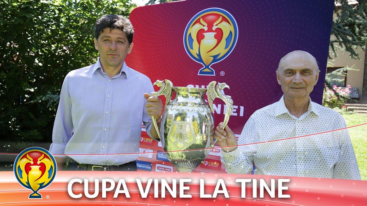 Reportaj acasă la Jackie Ionescu: aventurile celor 4 finale de Cupă disputate