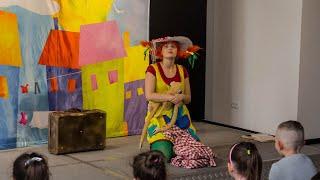 Spektakl interaktywny dla dzieci pn.