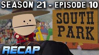SOUTH PARK - Season 21, Ep. 10 RECAP - Splatty Tomato