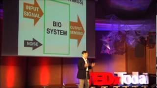 NOISE MAY SOLVE ENERGY ISSUE: Hitoshi Tabata at TEDxTodai