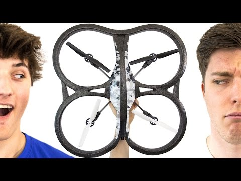 HACKER UN DRONE ! - feat. Micode