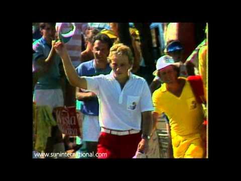 Winner, 1985, Bernard Langer   Nedbank Golf Challenge