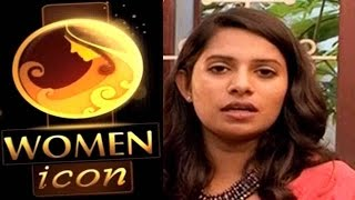 Women Icon - Aishwarya Manivannan | Peppers TV