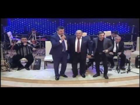 Namiq Mena-Perviz bulbule-Vasif Ezimov -Punhan Ismayillinin ovladinin toyunda - 2017