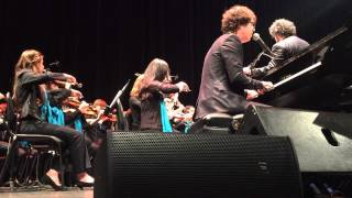 Ben Folds & Chicago Youth Symphony Orchestra - Landed