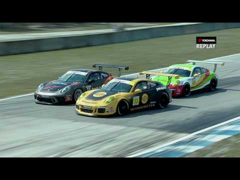 Sebring 2017 Porsche GT3 Cup Challenge USA by Yokohama TV Broadcast