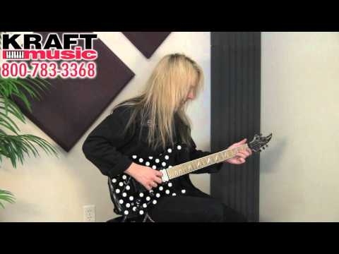 Kraft Music - Roland GR55 Guitar Synth Demo With Robert Marcello