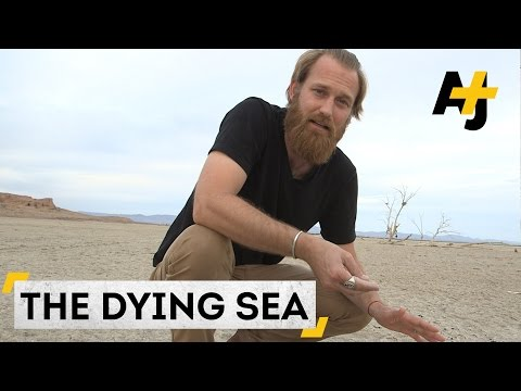 The Salton Sea Is Shrinking And Exposing Toxic Dust