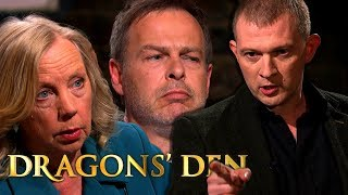 Dragons Floored By Entrepreneur's Outrageously Confident Pitch | Dragons' Den