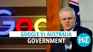 Google threatens to withdraw search engine in Australia; government hits back