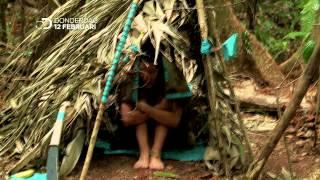 Naakt overleven in het wild met iemand van het andere geslacht | Naked And Afraid