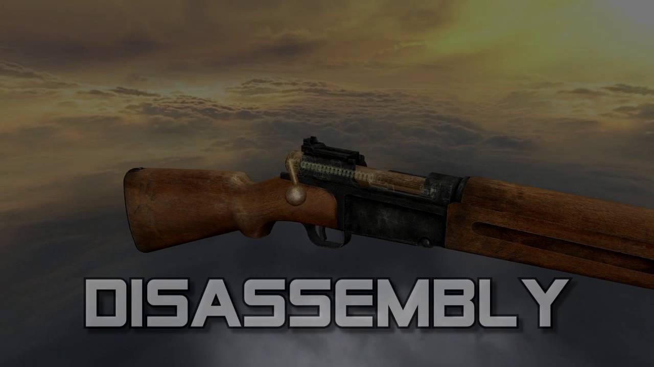 MAS-36 - Modern Firearms
