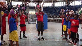 """Camp leadership et basketball """"Tommy Davis"""" 2015 à Cotonou – Bénin"""