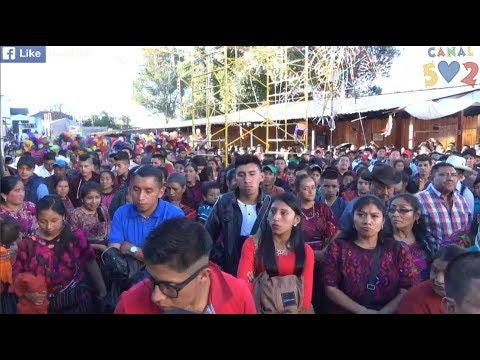 Fidel Funes en Chichicastenango
