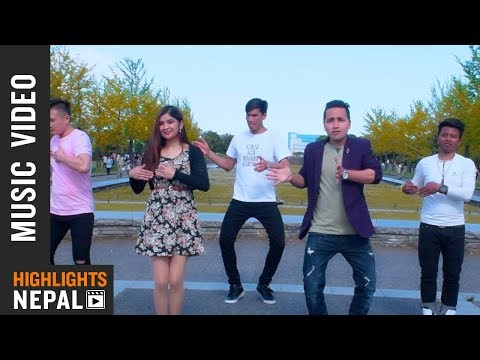 Maya Ko Station | New Nepali Song 2018/2075 | Mahesh Bikram Pandey & Sahima Shrestha