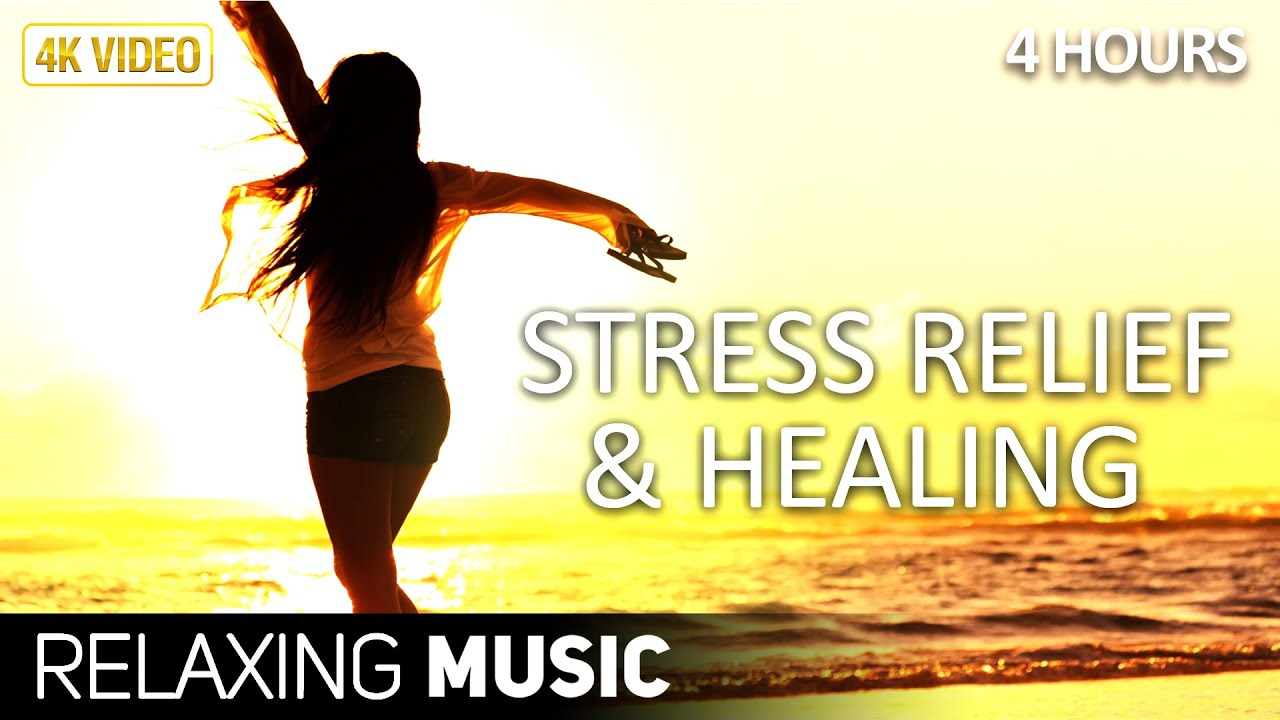 Relaxing Music For Stress Relief, Healing   Relaxation ...  Relaxing Music ...