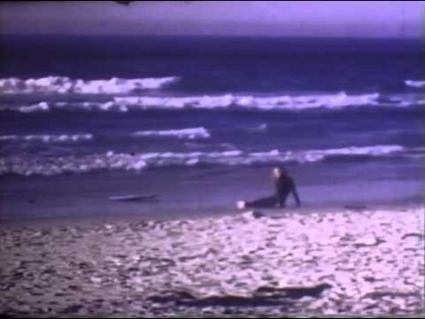 Peninsula Perfection vintage surf film Monterey area 1970s