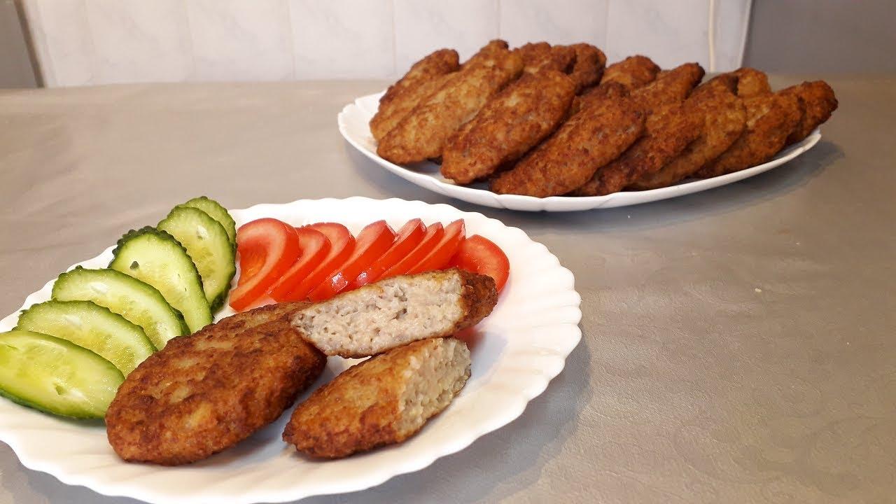 250 q. Ətdən 27 ədəd Kotlet Resepti, yemek reseptleri