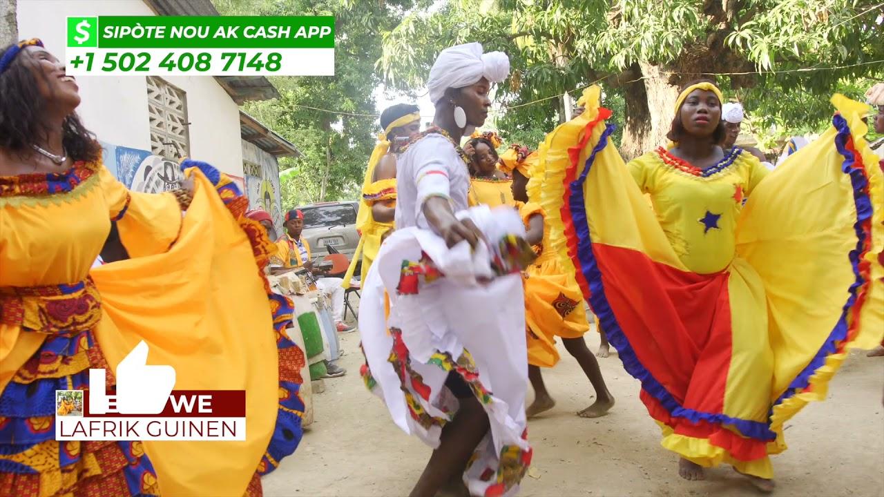 Download FE YO WE LAFRIK GUINEN / Ougan Samuel