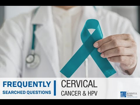 Frequently Searched Questions | Cervical Cancer and HPV
