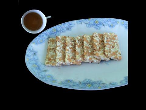 Bánh Cáy đặc sản tiến vua giới thiệu, mở hộp và hướng dẫn thưởng thức