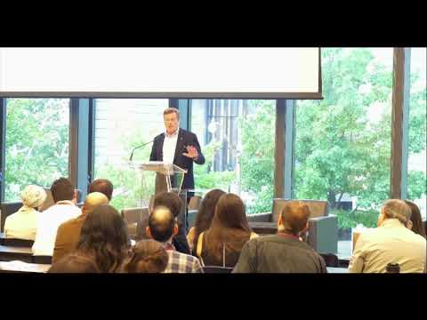 Jusoor Toronto 2017 Keynote Address: Mayor John Tory
