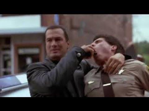 Стивен Сигал фильмы Сквозные ранения(2001 год) и Огонь из преисподней(1997 год) бои из этих фильмов