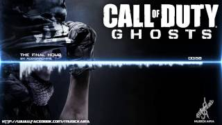 audiomachine the final hour call of duty ghosts trailer music