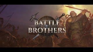 Battle Brothers. Expert\Ironmen. 7. Война Домов. Война инвалидов и уник меч.