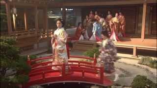 NHK大河ドラマ「篤姫」第二十回 婚礼の夜 より うつけ者と噂されていた...