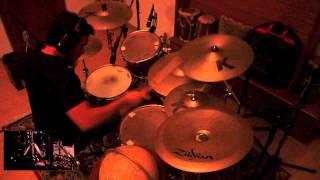 EricKeviNataniel-Slayer   Criminally Insane Drum Cover