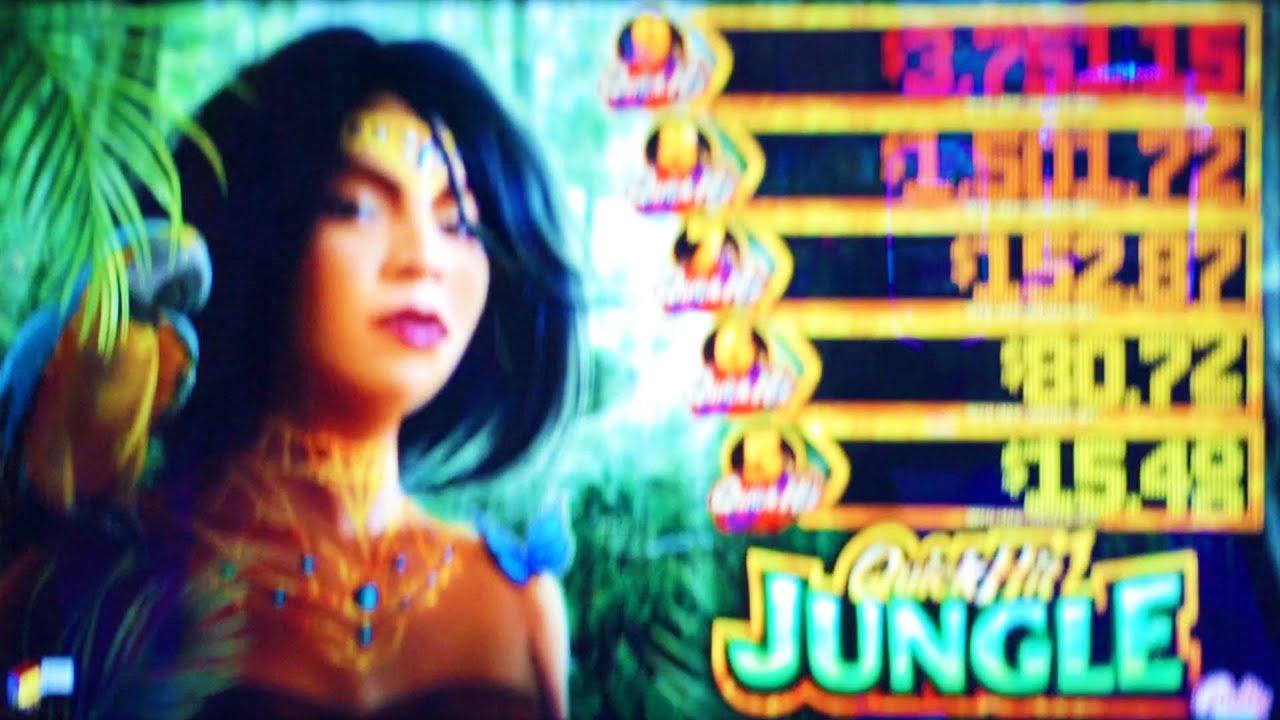 Quick hit jungle slot machine