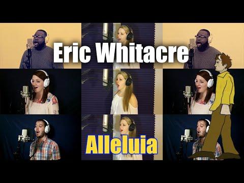 Eric Whitacre's Alleluia - Jaron, Lisa, Lydia, and Lloyd