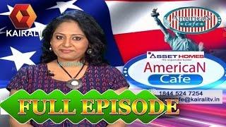 Ann Hosting American Cafe 26th Sep 2016