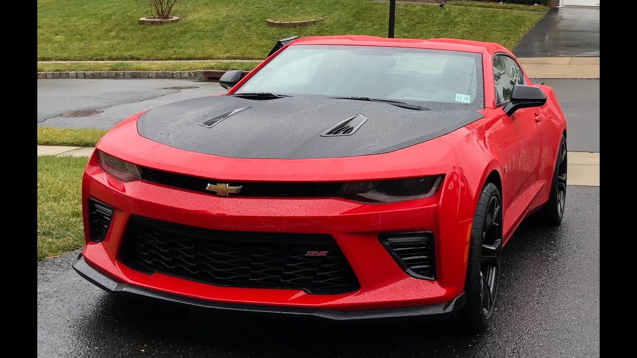 Can Booster Car Seat Fit In 2018 Camaro SS 1LE