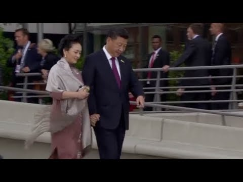 President Xi Jinping and his wife attend concert on sidelines of G20